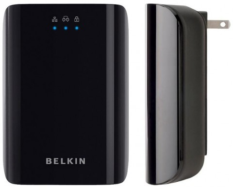 Belkin Gigabit Powerline HD adapters
