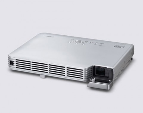Casio XJ-S43W slim DLP projector announced