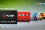 Xbox LIVE 1080p video store, Facebook, Last.fm & Netflix browsing