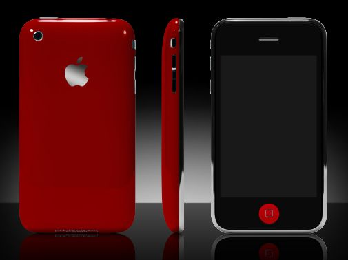 ColorWare iPhone 3GS custom colors arrive