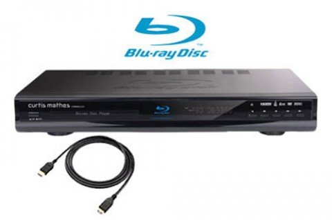 Curtis Mathes CMMBX130 first $99 Blu-ray player