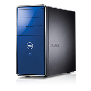 Dell Inspiron 546 desktop revealed