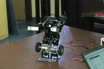 DIY Transformer Robot [Video]