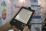 Foxit eSlick Reader e-ink video demo at Computex