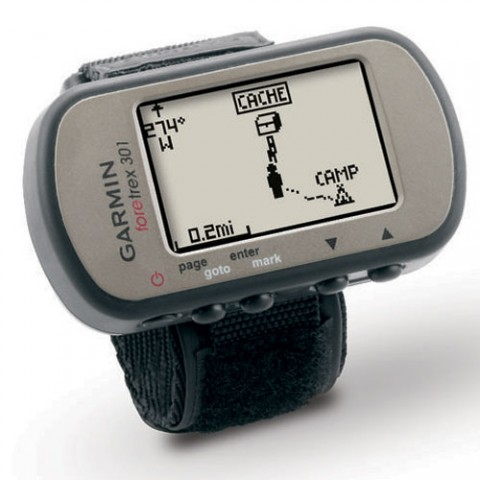 Garmin Foretrex 301, 401 GPS announced