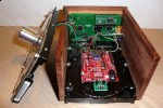 Arduino DAC gets case made from old hard-drive