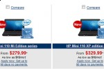 HP Mini 110 Mi and 110 XP now on sale