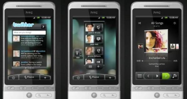 HTC confirm no Sense upgrade for T-Mobile G1 or Vodafone Magic