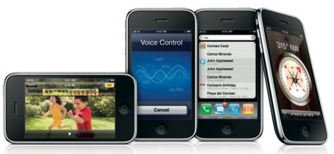 AT&T iPhone 3G S preorders available from 7am Friday; one handset per person