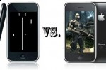 iPhone 3G S OpenGL ES 2.0 support prompts App Store split concerns
