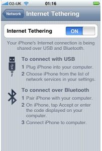 iPhone OS 3.0 tethering and MMS hack released