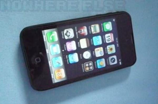 New matte iPhone Video third-gen photo leak?