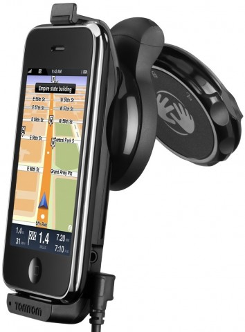 TomTom iPhone kit priced in UK