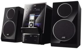 JVC UX-LP5 Hi-Fi now available; has iPod dock