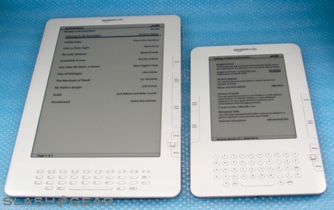 Amazon's UK Kindle deal almost final? December launch & 3G