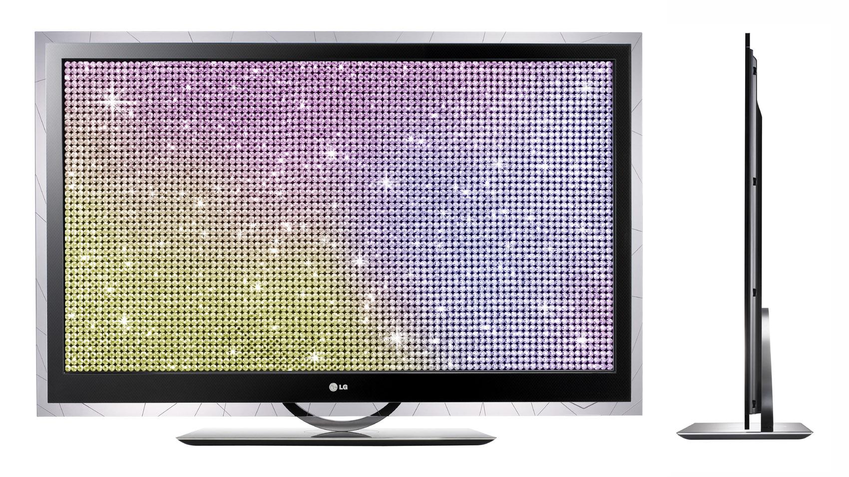"""LG ultra-slim """"Full LED"""" 55-inch LCD HDTVs"""