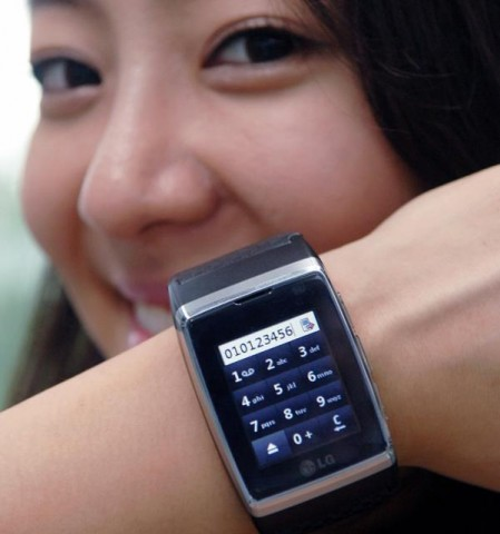 LG watch-phone refresh and touchscreen Android coming 2010