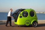 MDI air-powered car gets driven: $8,380 by end of 2009
