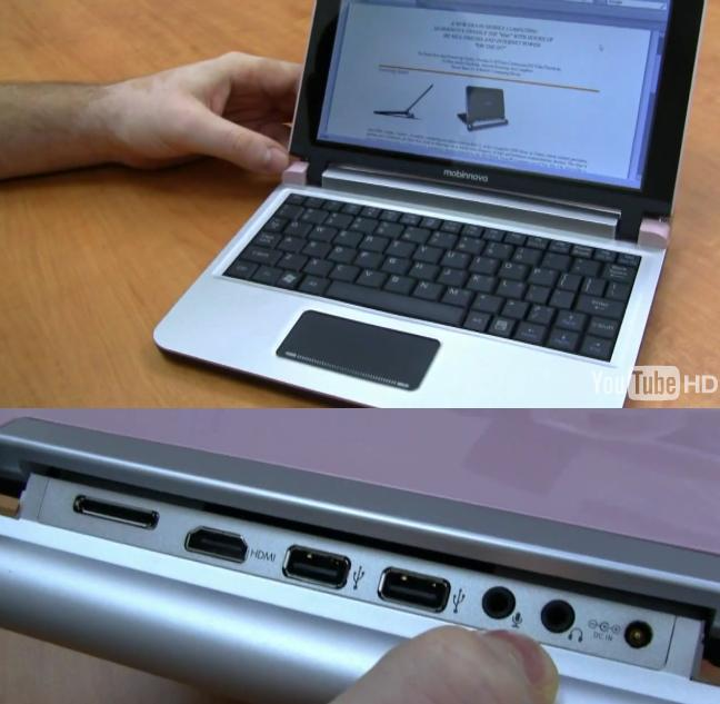 Mobinnova élan Tegra Smartbook gets video demo