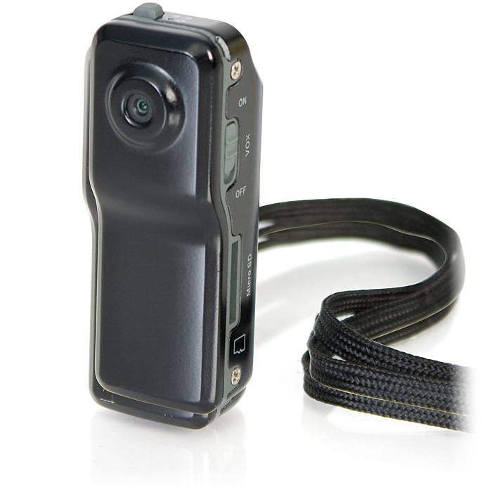 Muvi Micro Camcorder also works as webcam