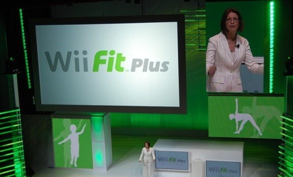 Wii Fit Plus announced at Nintendo E3 2009