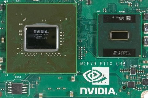 Nvidia Ion GEForce