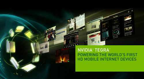 NVIDIA Tegra hits 12 new MIDs: 1080p, Flash GPU & huge battery life