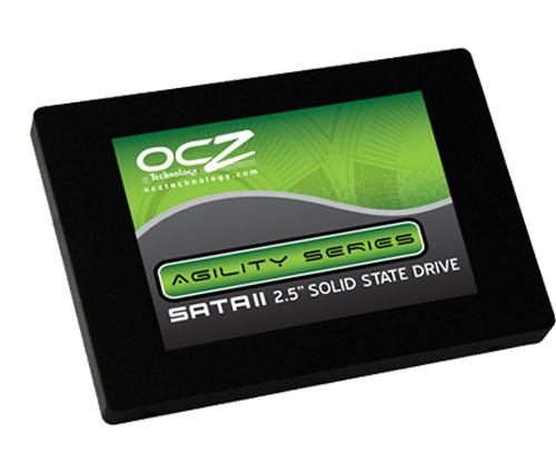OCZ announces Agility SSD series