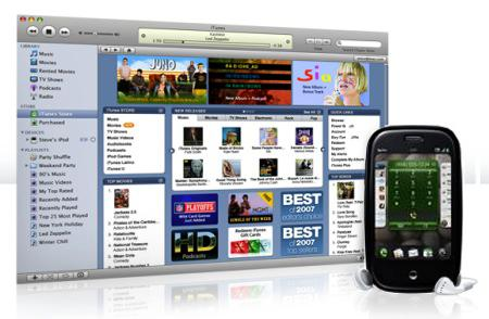 Palm respond to iTunes Pre sync threat: ball's in Apple's corner