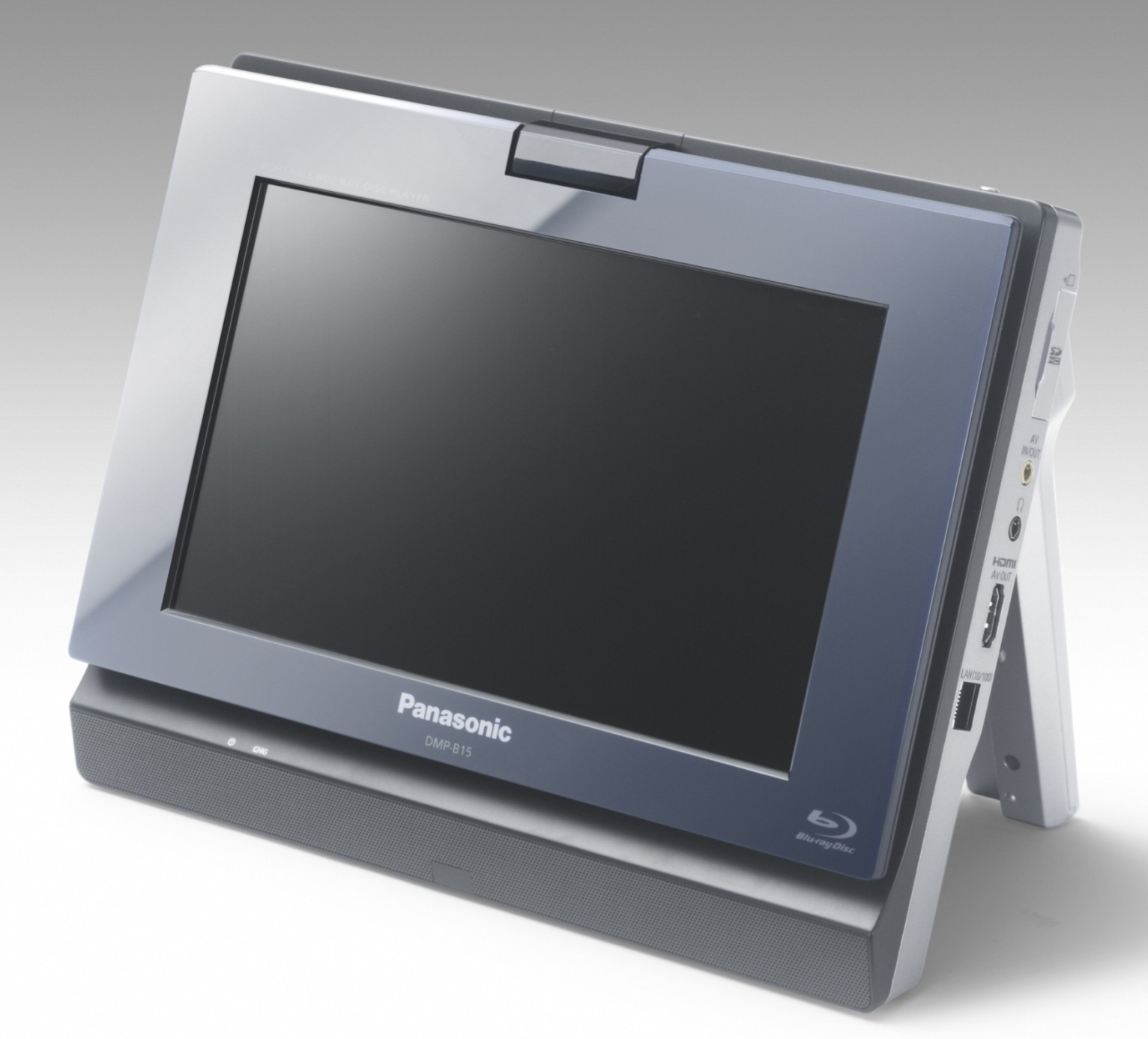 Panasonic DMP-B15 portable Blu-ray player lands June