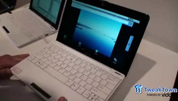 Snapdragon Eee PC runs Android in video demo [Updated]