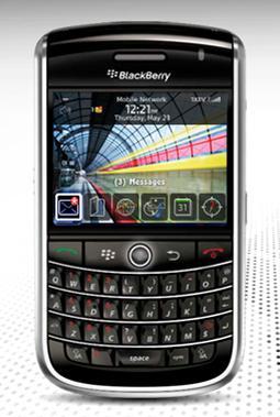 RIM BlackBerry Tour 9630 detailed [Video]