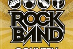 Rock Band Country Track Pack announced