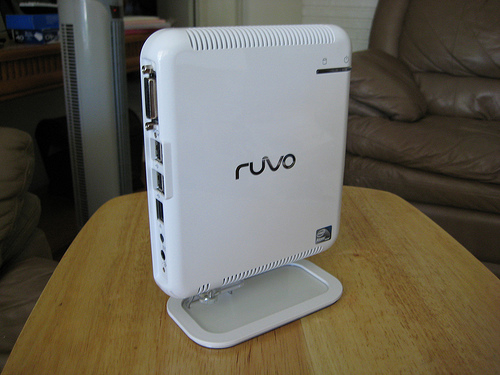 Ruvo Mini Cap 7 fanless nettop gets unboxed