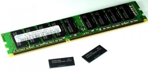 Samsung 32GB DDR3 RAM stick revealed