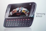 Samsung B7610 Louvre with AMOLED touchscreen emerges