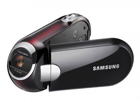 Samsung SMX-C14 camcorder now available