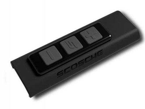 Scosche tapSTICK gives Gen 3 iPod shuffle controls