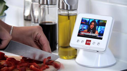 SFR Hubster WiFi home internet tablet