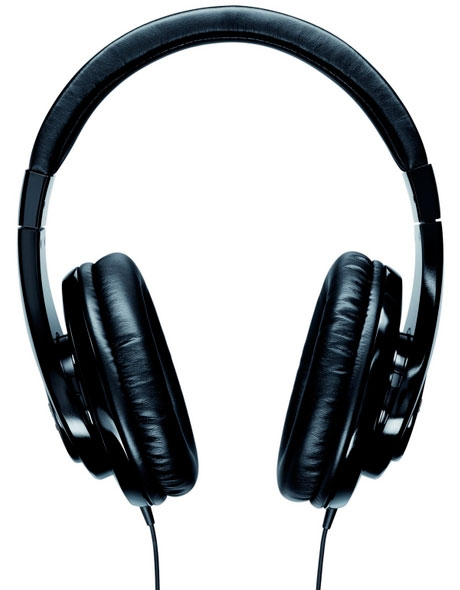 Shure intros SRH240 headphones