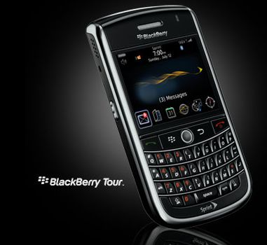 Sprint BlackBerry Tour confirmed for the Summer
