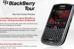 Verizon BlackBerry Tour coming too: EVDO plus HSPA roaming