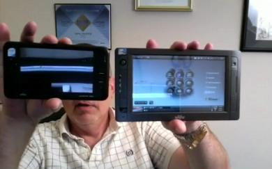 Viliv X70 7-inch UMPC gets video first-impressions