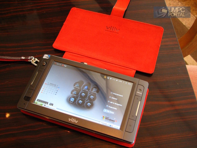 Viliv X70 UMPC gets reviewed: best 7-inch handheld yet