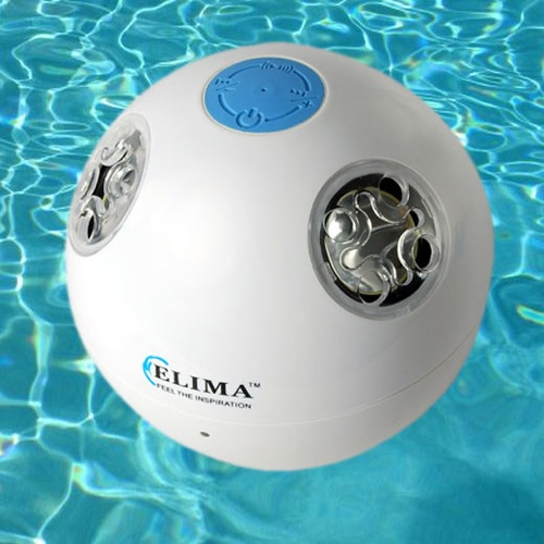 Waterproof Bluetooth Speaker is floating entertainment