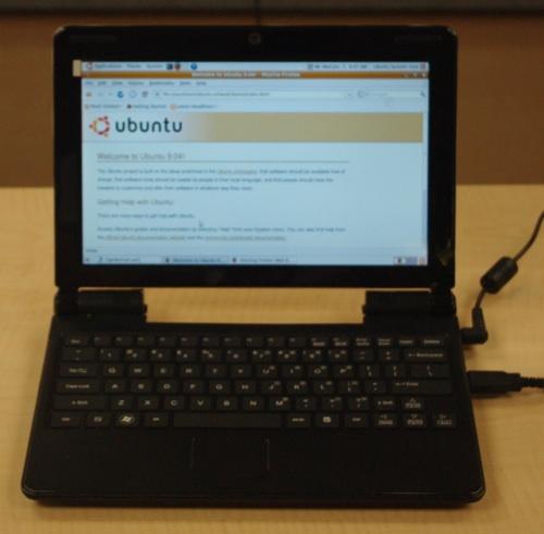 Wistron N900z Smartbook: sub-$200 ARM netbook