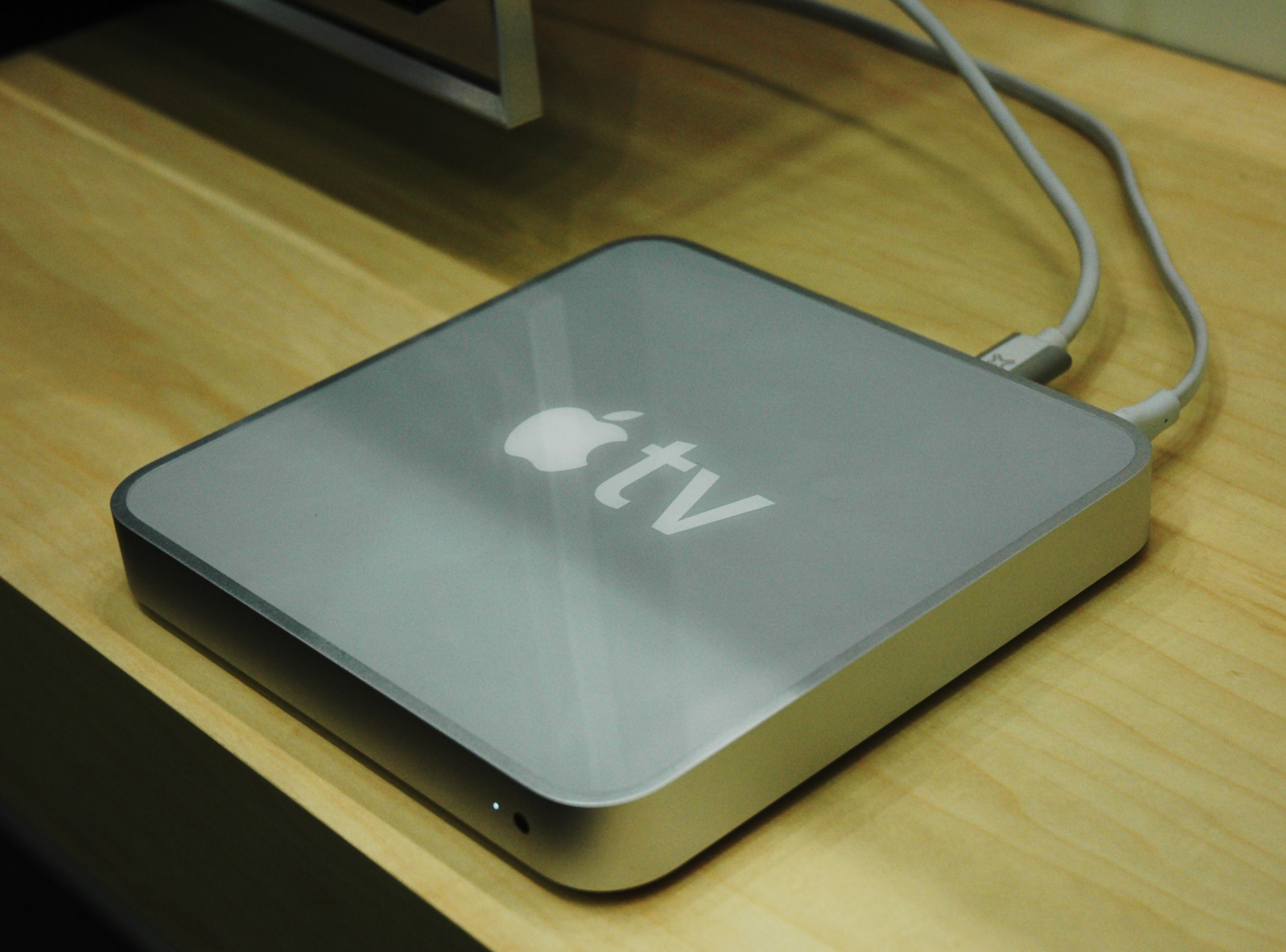 Time for Apple TV to go from Hobby to Strategic Product