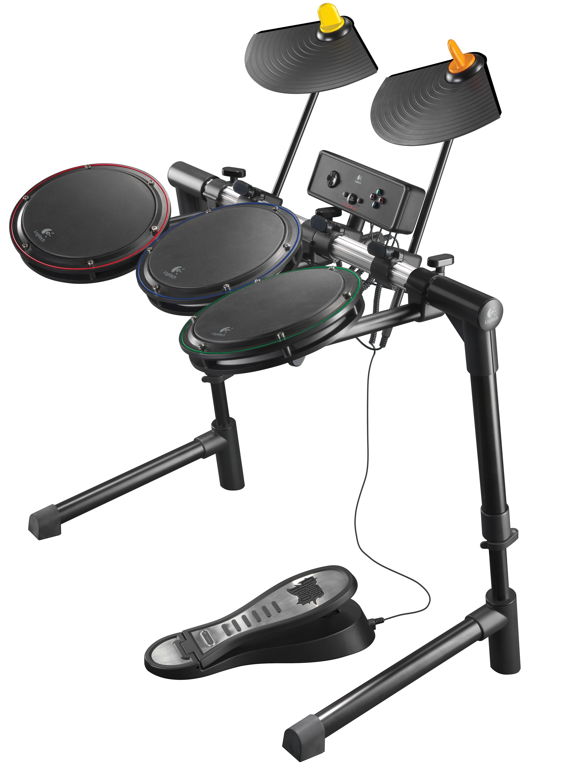 Logitech Wireless Drum Controller for PS3
