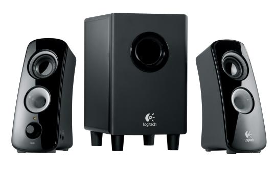 "Logitech ""360-degree sound"" Z-series speakers debut"
