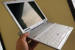 NEC VersaPro VS netbook in the wild: painfully skinny